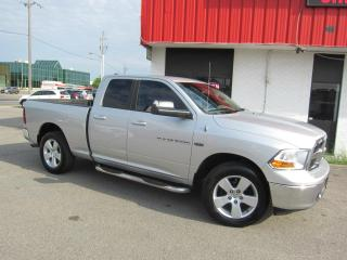 Used 2012 RAM 1500 SLT $16,995+HST+LIC FEE / ALL WHEEL DRIVE / CERTIFIED for sale in North York, ON