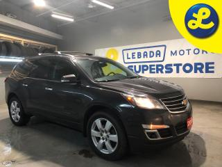 Used 2016 Chevrolet Traverse LT AWD * 7 Passenger * Over Head DVD Player W/ Remote * Back Up Camera * Heated Cloth Seats * 20 Alloy Rims * Cruise Control * Steering Wheel Control for sale in Cambridge, ON