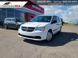 Used 2017 Dodge Grand Caravan CANADA VALUE PACKAGE for sale in Calgary, AB