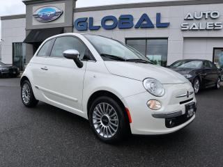 Used 2016 Fiat 500 Lounge for sale in Ottawa, ON