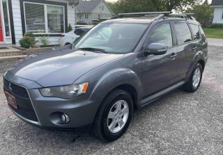 Used 2010 Mitsubishi Outlander LS for sale in Tiny, ON