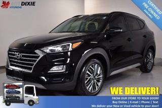 Used 2019 Hyundai Tucson Luxury for sale in Mississauga, ON