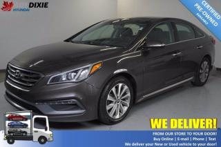 Used 2015 Hyundai Sonata 2.4L Sport Tech for sale in Mississauga, ON