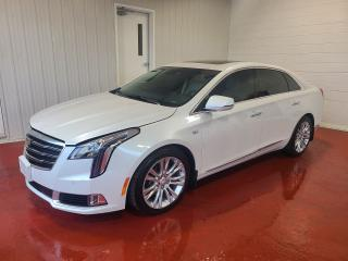 Used 2018 Cadillac XTS LUXURY AWD for sale in Pembroke, ON