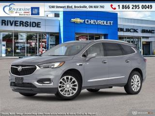 New 2021 Buick Enclave Premium for sale in Brockville, ON