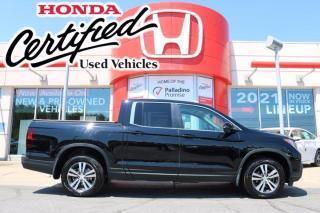 Used 2019 Honda Ridgeline EX-L - HONDA CERTIFIED - RATES STARTING AT 3.69% OAC - for sale in Sudbury, ON