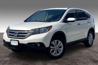 Used 2012 Honda CR-V Touring 4WD for sale in Langley, BC