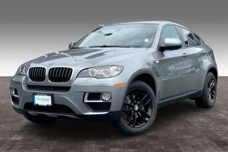 Used 2014 BMW X6 xDrive35i for sale in Langley, BC