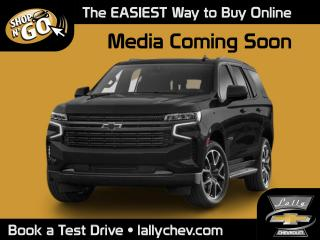 New 2021 Chevrolet Tahoe LS for sale in Tilbury, ON