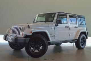 Used 2013 Jeep Wrangler Unlimited Sahara 4D Utility 4WD for sale in Langley City, BC
