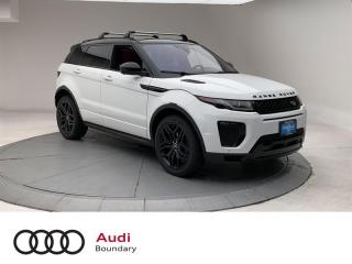 Used 2017 Land Rover Evoque HSE Dynamic for sale in Burnaby, BC