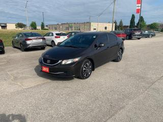 Used 2013 Honda Civic Sdn EX for sale in Owen Sound, ON
