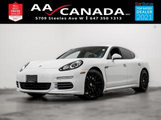 Used 2016 Porsche Panamera 4 for sale in North York, ON