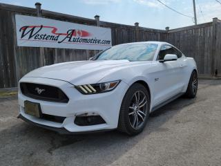 Used 2016 Ford Mustang GT for sale in Stittsville, ON