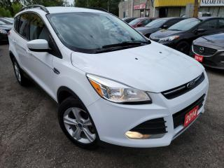 Used 2014 Ford Escape SE/4WD/CAMERA/P.SEAT/LOADED/ALLOYS for sale in Scarborough, ON