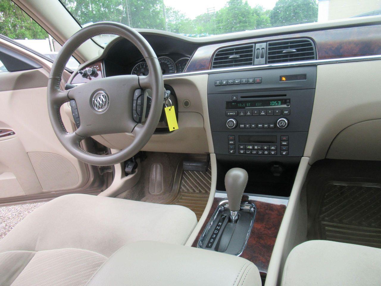 2007 Buick Allure