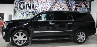 Used 2016 Cadillac Escalade ESV Premium Collection for sale in Concord, ON