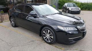 Used 2015 Acura TLX Tech for sale in Etobicoke, ON
