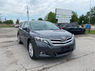 Used 2014 Toyota Venza LIMITED for sale in Komoka, ON