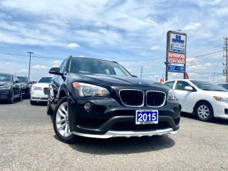 Used 2015 BMW X1 No accidents | AWD| 28i |Sun Roof | Certified for sale in Brampton, ON
