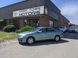 Used 2011 Toyota Camry LE/No Accident for sale in North York, ON