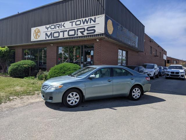 2011 Toyota Camry LE/No Accident