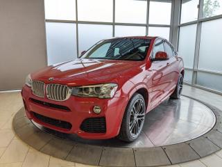 Used 2015 BMW X4 Premium | Executive | Technology PKG | HUD | 1 Owner for sale in Edmonton, AB