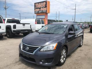 Used 2013 Nissan Sentra SR*AUTO**162KMS**ALLOYS**CERTIFIED for sale in London, ON