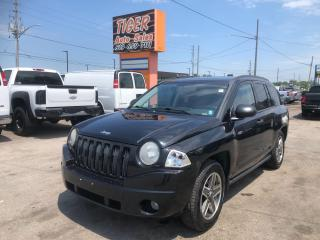 Used 2008 Jeep Compass Sport*NORTH*4X4*AUTO*4 CYLINDER*AS IS SPECIAL for sale in London, ON