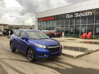 Used 2018 Honda HR-V EX-L, 4WD, LEATHER, NAVIGATION for sale in Edmonton, AB