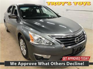 Used 2014 Nissan Altima S for sale in Guelph, ON
