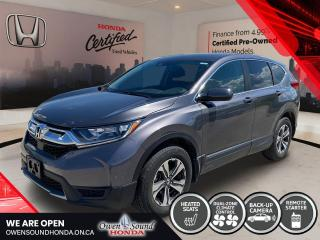 Used 2019 Honda CR-V EX-L for sale in Owen Sound, ON