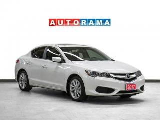 Used 2017 Acura ILX Premium Leather Sunroof Backup Camera for sale in Toronto, ON