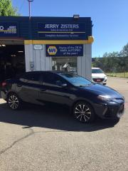 Used 2017 Toyota Corolla SE LEATHER SUNROOF   LOADED !!! for sale in Kitchener, ON