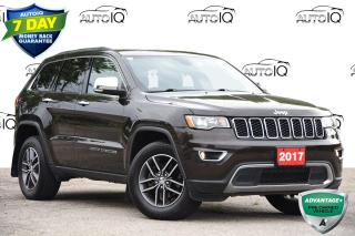 Used 2017 Jeep Grand Cherokee Limited UCONNECT | HEATED SEATS | HEATED WHEEL for sale in Kitchener, ON