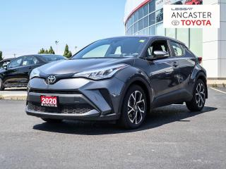 Used 2020 Toyota C-HR XLE Premium XLE PREMIUM | BLIND SPOT | PUSH BUTTON for sale in Ancaster, ON