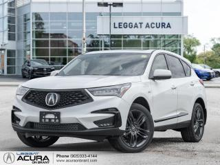 New 2021 Acura RDX A-Spec A-SPEC | COOLED SEATS | LOADED SAFETY FEATURES for sale in Burlington, ON