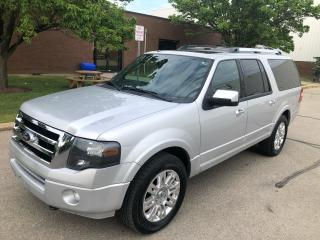 Used 2012 Ford Expedition Limited  for sale in Mississauga, ON