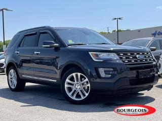 Used 2017 Ford Explorer LIMITED for sale in Midland, ON