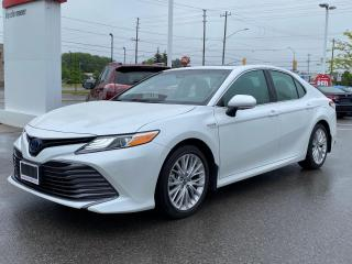 Used 2018 Toyota Camry HYBRID XLE HYBRID+PLATINUM WARRANTY-100,000 KMS! for sale in Cobourg, ON