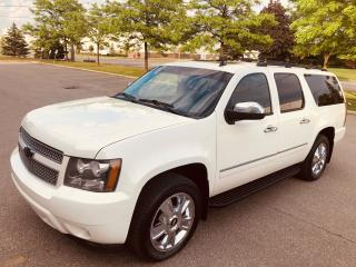 Used 2010 Chevrolet Suburban LTZ for sale in Mississauga, ON