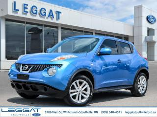 Used 2012 Nissan Juke S for sale in Stouffville, ON