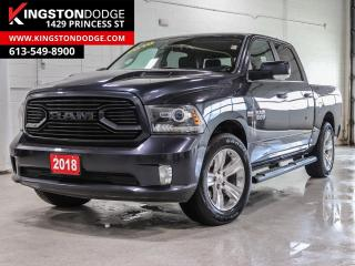 Used 2018 RAM 1500 Sport | Crew Cab | 4X4 | One Owner | for sale in Kingston, ON
