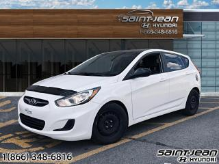 Used 2014 Hyundai Accent for sale in Saint-Jean-sur-Richelieu, QC