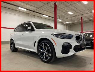 Used 2019 BMW X5 M-SPORT PREMIUM ENHANCED CERTIFIED CLEAN CARFAX! for sale in Vaughan, ON