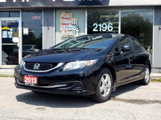 Used 2013 Honda Civic Sdn 4dr Man EX for sale in Bowmanville, ON
