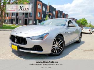 Used 2014 Maserati Ghibli S Q4 for sale in Richmond Hill, ON