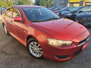 Used 2011 Mitsubishi Lancer 4D/AUTO/ROOF/LOADED/ALLOYS for sale in Scarborough, ON