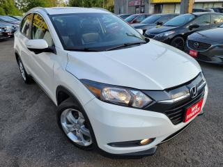 Used 2016 Honda HR-V EX-L/AWD/NAVI/CAMERA/LEATHER/ROOF/LOADED/ALLOYS for sale in Scarborough, ON