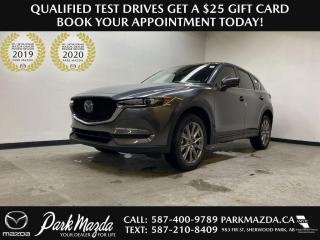 New 2021 Mazda CX-5 GS COMFORT for sale in Sherwood Park, AB